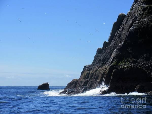 Skellig Islands 4 Poster