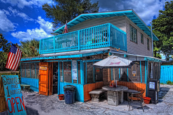 Skinny's Place Anna Maria Island Poster