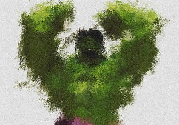 Smashing Green Poster