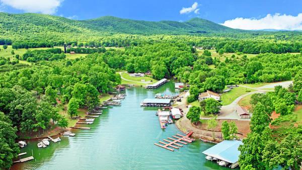 Smith Mountain Lake, Virginia. Poster