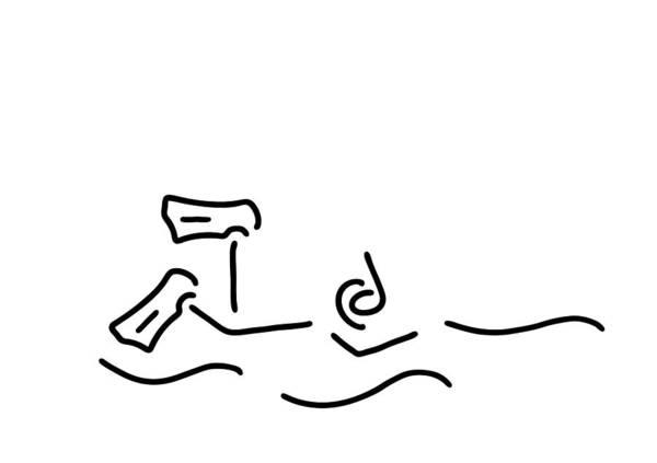 Snorkel Divers Dive Poster