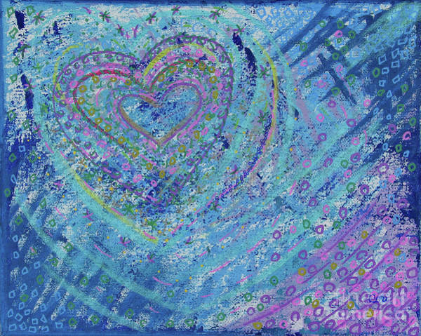 Soft Heart Poster