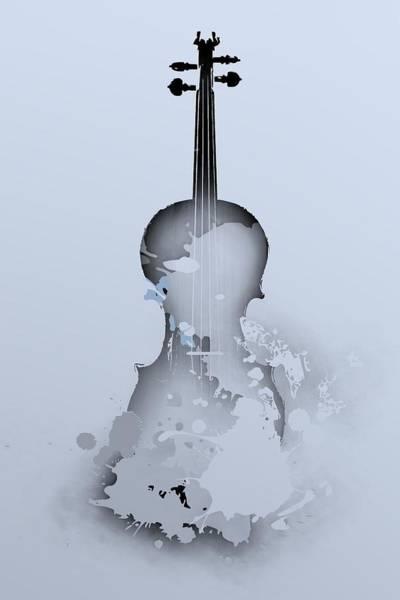 Soft Violin Poster