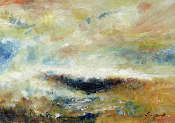Sombra En El Mar Poster