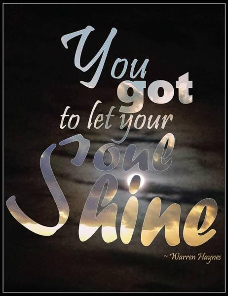 Soul Shine Poster