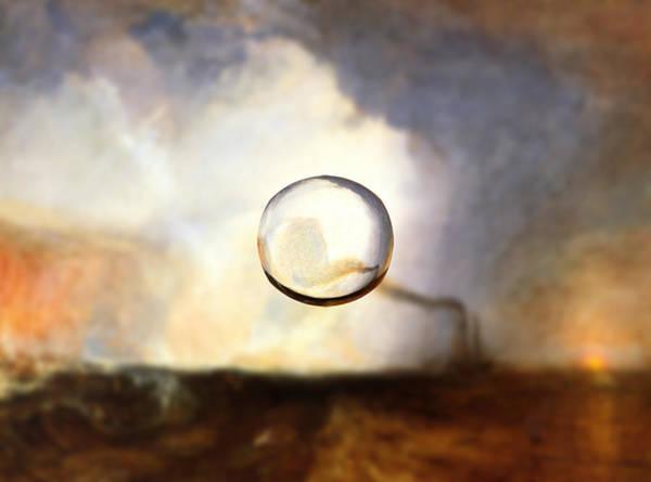 Sphere I Turner Poster
