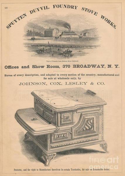 Spuyten Duyvil Stoveworks  Poster