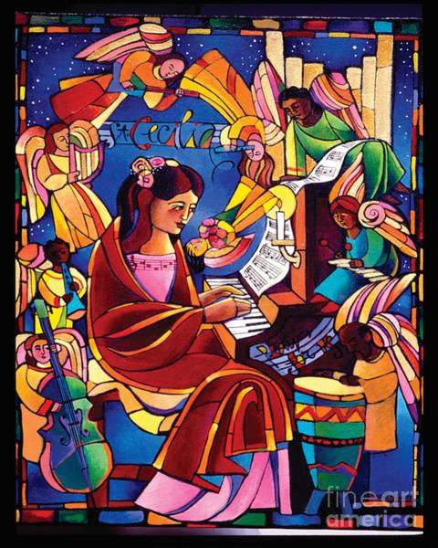 St. Cecilia - Mmcca Poster