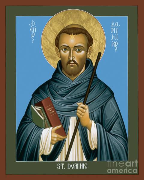 St. Dominic Guzman - Rldmg Poster