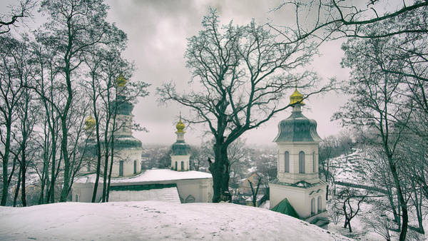 St. Elias Church. Chernihiv, 2017. Poster