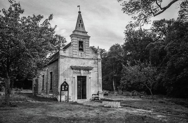 St. John's Church In Little Gidding Poster