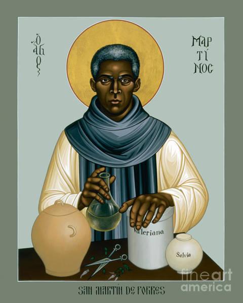 St. Martin De Porres - Rlmpc Poster