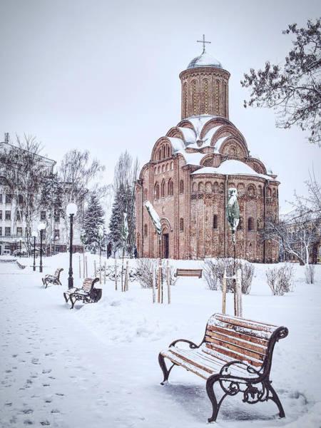 St. Paraskeve Church. Chernihiv, 2018. Poster