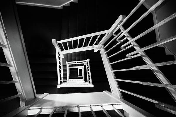 Staircase II Poster