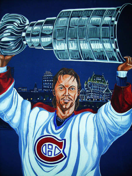 Stanley Cup - Champion Poster