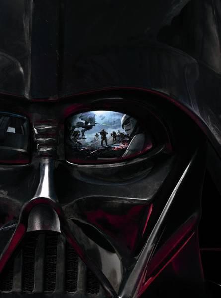 Star Wars Battlefront 2015 Poster