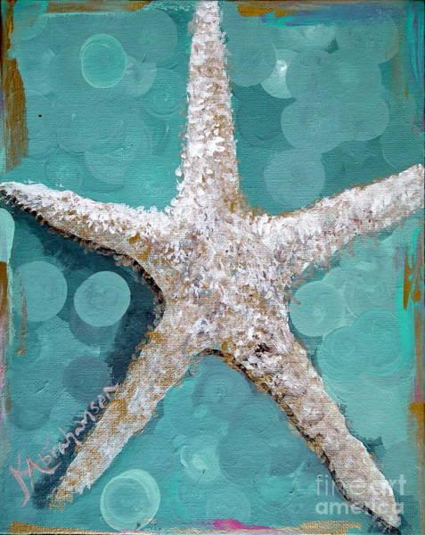 Starfish Goldie Poster