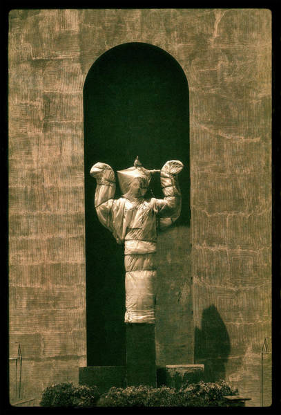Statues Individual #1 Poster