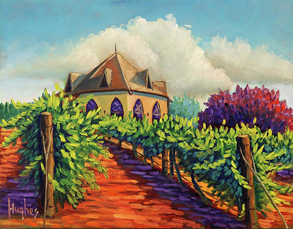 Ste Chappelle Winery Poster