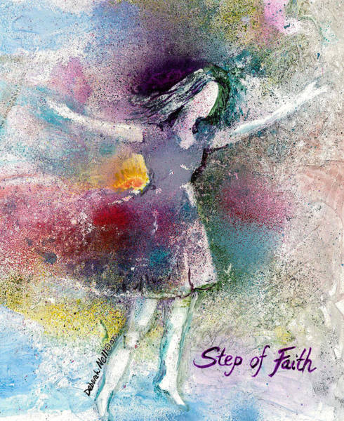 Step Of Faith Poster