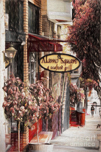 Streets Of San Fran Poster