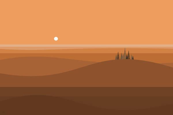 Sundown Browns Poster