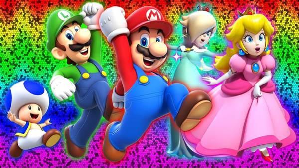 Super Mario 3d World Poster