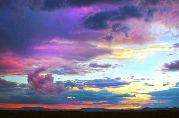 Supernatural Sky - Colorado Poster