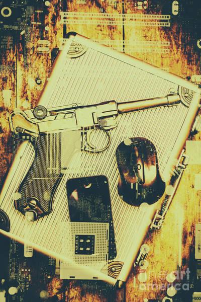 Surveillance State Poster