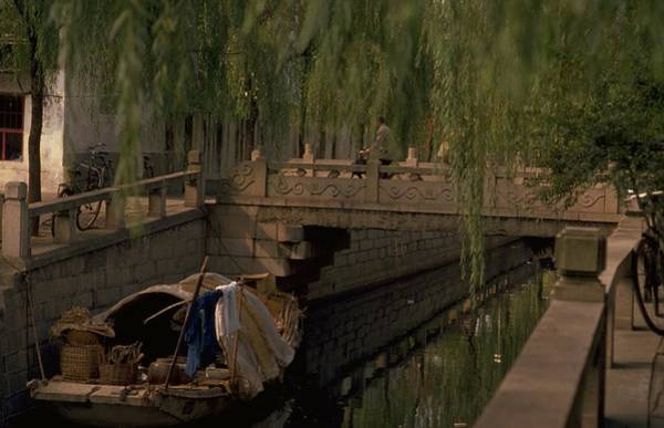 Poster featuring the photograph Suzhou Canals by Travel Pics