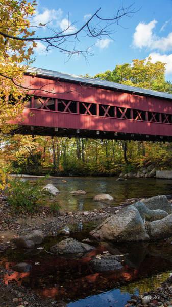 Swift River Covered Bridge Poster