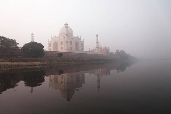 Taj Mahal, India Poster