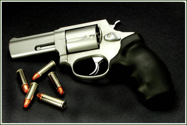 Tarus .38 Special Poster