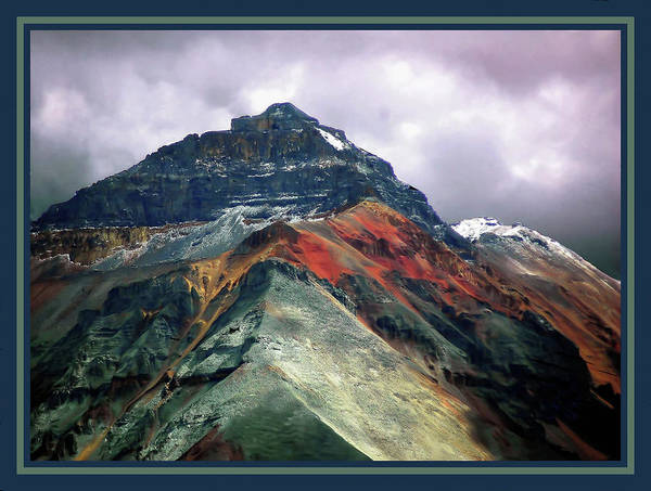 Telluride Mountain Poster