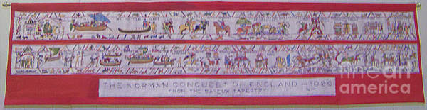 The Bayeux Tapistery Poster