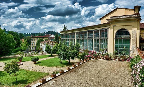 The Beauty Of The Boboli Gardens Poster