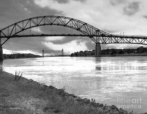 The Bourne And Railroad Bridges Poster