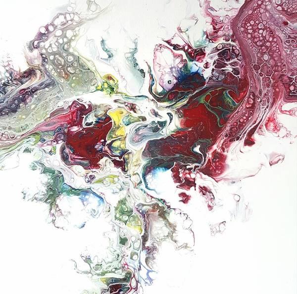The Breath Of The Crimson Dragon Poster