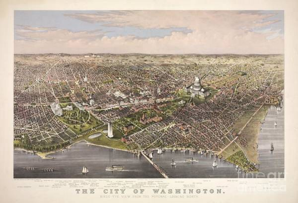 The City Of Washington Poster