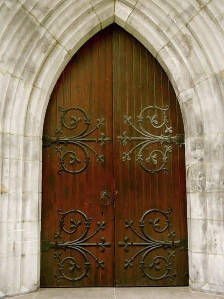 The Door Of Opportunity Poster