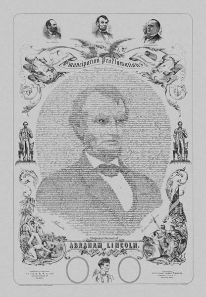 The Emancipation Proclamation Poster