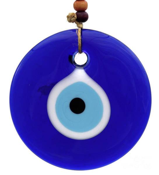 The Eye Against Evil Eye Poster