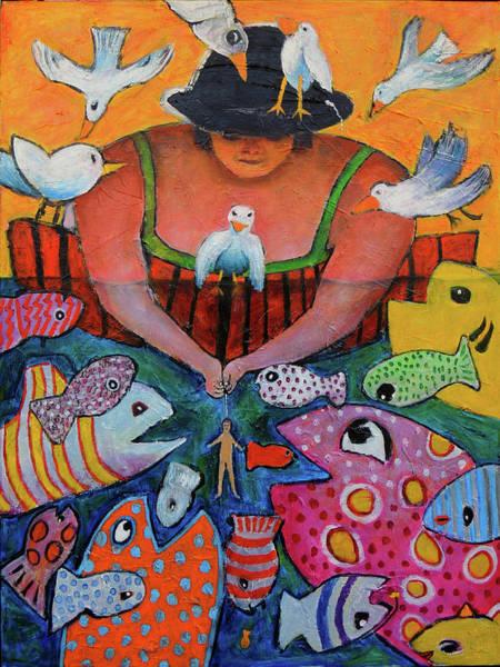 The Fisherman's Almanac Poster