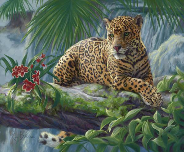 The Jaguar Poster