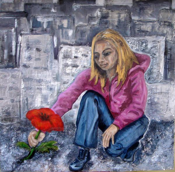 The Last Flower Poster