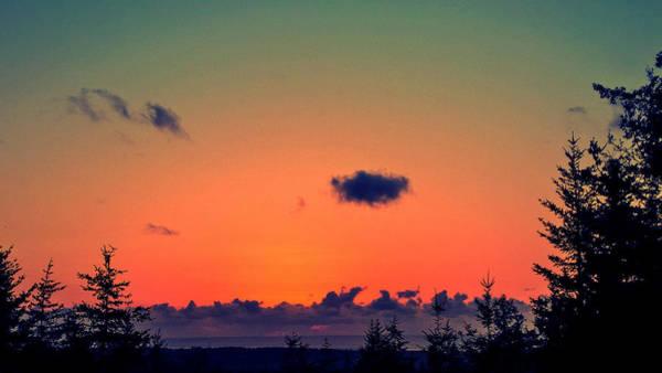 The Loner Cloud Poster