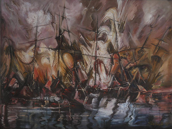The Lost Armada IIi Poster