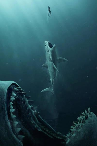 The Meg 5.0.3 Poster