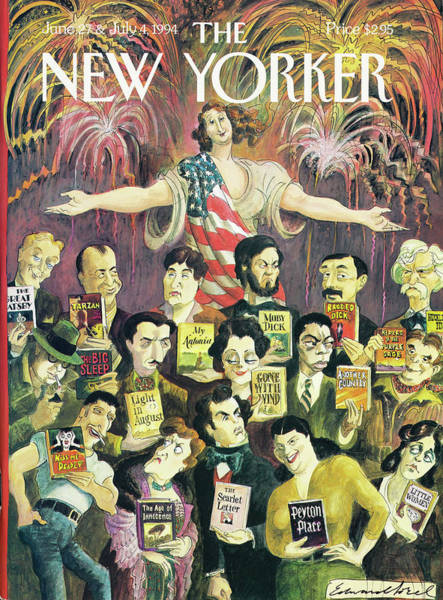 New Yorker June 27th, 1994 Poster