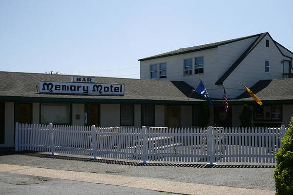 The Memory Motel Poster
